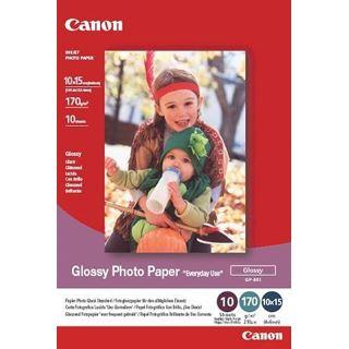 Canon Grußkarten-Pack Fotopapier 10x15 cm (10 Blatt)