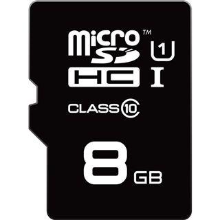 8 GB EMTEC microSDHC Class 10 Retail inkl. Adapter
