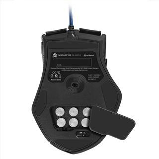 Sharkoon Drakonia USB schwarz (kabelgebunden)