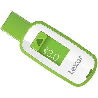 32 GB Crucial Jumpdrive S23 weiss/gruen USB 3.0