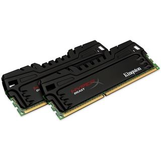 16GB HyperX Beast DDR3-1866 DIMM CL10 Dual Kit