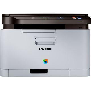 Samsung Xpress C460W Farblaser Drucken/Scannen/Kopieren LAN/USB 2.0/WLAN