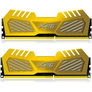 16GB ADATA XPG Gaming Series v2.0 gold DDR3-1600 DIMM CL9 Dual Kit