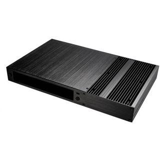 Akasa Galileo (AK-ITX09-12EU) Thin Mini-ITX ohne Netzteil schwarz