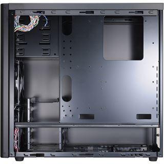 Lian Li PC-7HWX mit Sichtfenster Midi Tower ohne Netzteil schwarz