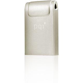 8 GB PQI ideal i-series i-Neck silber USB 3.0
