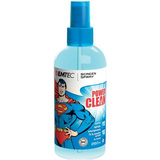 EMTEC Superman Display Reingungsmittel 250ml Pumpspray (ECCLSPRSCR)