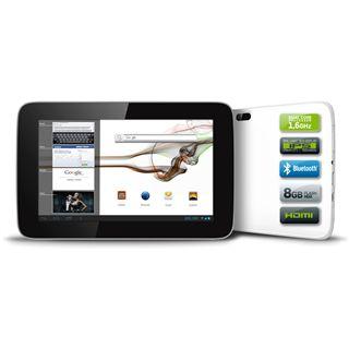 """7.0"""" (17,78cm) Odys Genio WiFi/Bluetooth V2.1 1GB schwarz"""