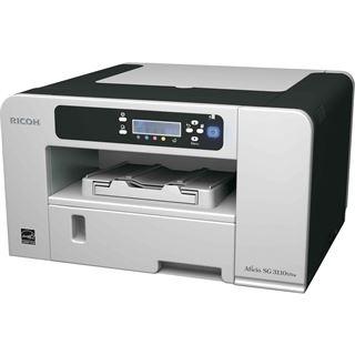 Ricoh Aficio SG 3110DN Tinte Drucken LAN/USB 2.0