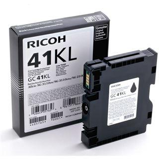Ricoh Gel Cart. GC-41LC für SG2100 405765 schwarz