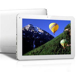 """10.1"""" (25,65cm) Iconbit NetTAB Thor Quad FHD WiFi/Bluetooth 16GB weiss"""