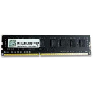 4GB G.Skill Value DDR3-1600 DIMM CL11 Single