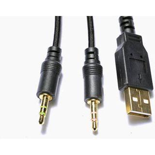 QPad MK-85 Pro CHERRY MX Black USB Deutsch schwarz (kabelgebunden)