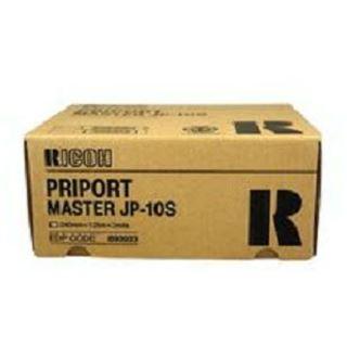 Ricoh Master JP12S A4 (2) #817534 JP1210 / CP308 / 1225 / 5308 / JP1215 A4, Kapazität: 300