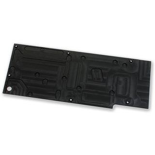 EK Water Blocks EK-FC770 GTX GW schwarz Backplate für NVIDIA GTX 770 (3831109868379)