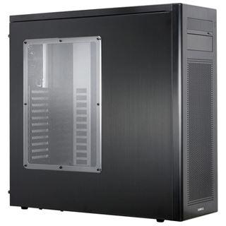 Lian Li PC-A75WX mit Sichtfenster Big Tower ohne Netzteil schwarz