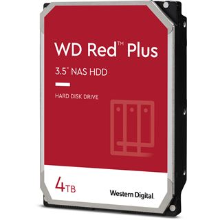 """4000GB WD Red WD40EFRX 64MB 3.5"""" (8.9cm) SATA 6Gb/s"""