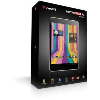 "7.8"" (19,81cm) Iconbit NetTAB Skat 3G 3G/WiFi/UMTS 8GB schwarz"