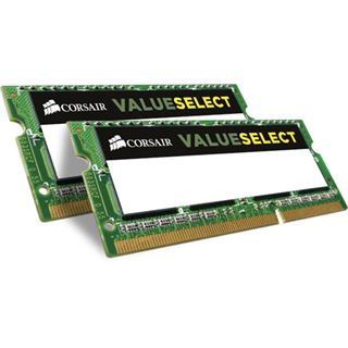 16GB Corsair ValueSelect DDR3L-1600 SO-DIMM CL11 Dual Kit