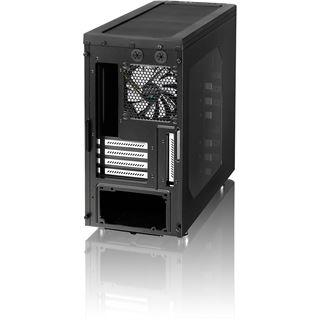 Fractal Design Arc Mini R2 mit Sichtfenster Mini Tower ohne Netzteil schwarz