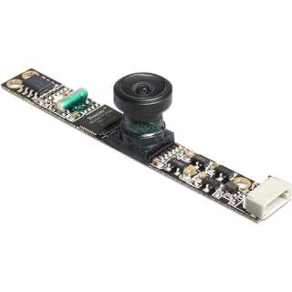 DeLOCK USB 2.0 IR Kameramodul 1,92 Megapixel 120°