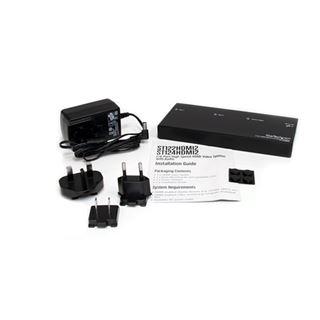 Startech ST122HDMI2 2-fach HDMI-A/V-Splitter