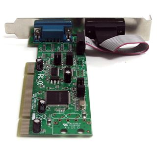 Startech PCI2S4851050 2 Port PCI Low Profile retail