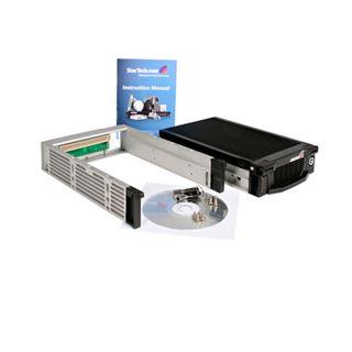 """Startech 5.25"""" Wechselrahmen für 3.5"""" Festplatten (DRW115SATBK)"""