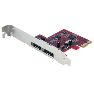Startech PEXESAT32 2 Port PCIe x1 retail