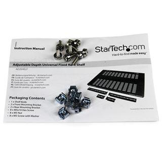 "StarTech 19"" SCHWERLAST FACHBODEN FUER"