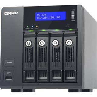 QNAP Turbo Station TS-470 ohne Festplatten