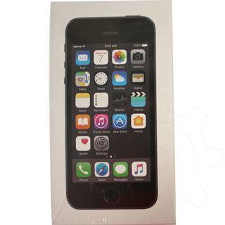 Apple iPhone 5S 16 GB schwarz/grau