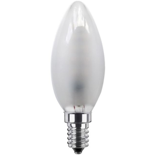 Segula LED Kerze Standard Daylight 192 Matt E14 A+