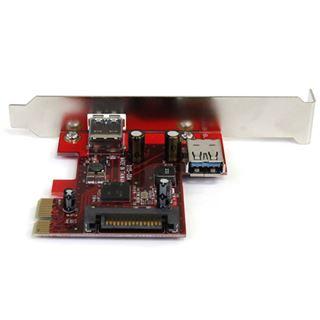 Startech PEXUSB3S11 2 Port PCI-X retail