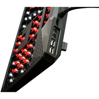 Tesoro Durandal G1NL eSport Edition MX Red CHERRY MX Red USB Englisch schwarz (kabelgebunden)