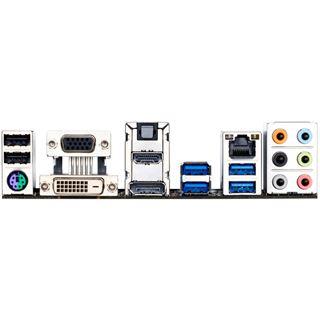 Gigabyte GA-H81M-HD3 Intel H81 So.1150 Dual Channel DDR3 mATX Retail
