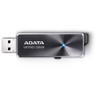 128 GB ADATA DashDrive Elite UE700 silber USB 3.0