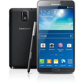 Samsung Galaxy Note 3 N9005 LTE 32 GB schwarz