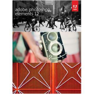 Adobe Photoshop Elements 12.0 32/64 Bit Deutsch Grafik Vollversion PC/Mac (DVD)