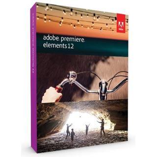 Adobe Premiere Elements 12.0 32/64 Bit Deutsch Grafik Update PC/Mac (DVD)