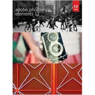 Adobe Photoshop Elements 12.0 32/64 Bit Deutsch Grafik Upgrade PC/Mac (DVD)