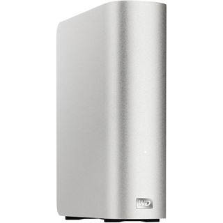 "3000GB WD My Book Studio Mac WDBHML0030HAL-EESN 3.5"" (8.9cm) USB 3.0 silber"