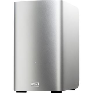 "6000GB WD My Book Thunderbolt Duo NP WDBUTV0060JSL-EESN 3.5"" (8.9cm) Thunderbolt silber"