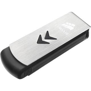64 GB Corsair Flash Voyager LS schwarz/silber USB 3.0