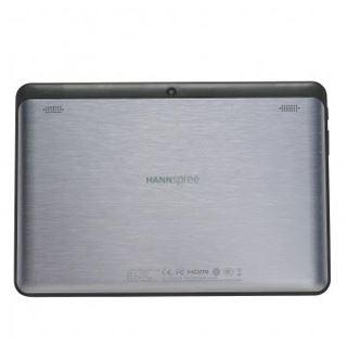 """10.1"""" (25,65cm) Hannspree HannsPad SN1AT71B WiFi/Bluetooth V3.0 16GB schwarz"""