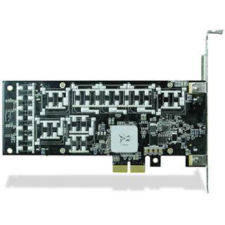 1000GB Mach Xtreme Technology MX-Express Add-In PCIe 2.0 x2 10Gb/s MLC (MXSSDEPCIE-1TB)