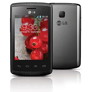LG Electronics Optimus L1 II E410 4 GB silber