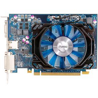 2GB HIS Radeon R7 250 iCooler Aktiv PCIe 3.0 x16 (Retail)