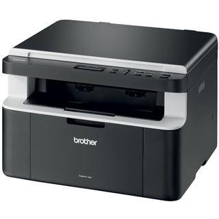 Brother DCP-1512 schwarz S/W Laser Drucken/Scannen/Kopieren USB 2.0