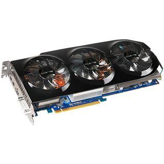 3GB Gigabyte Radeon R9 280X Windforce 3X OC Aktiv PCIe 3.0 x16 (Retail)